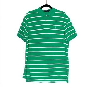 POLO BY RALPH LAUREN STRIPED SHORT | SZ LARGE